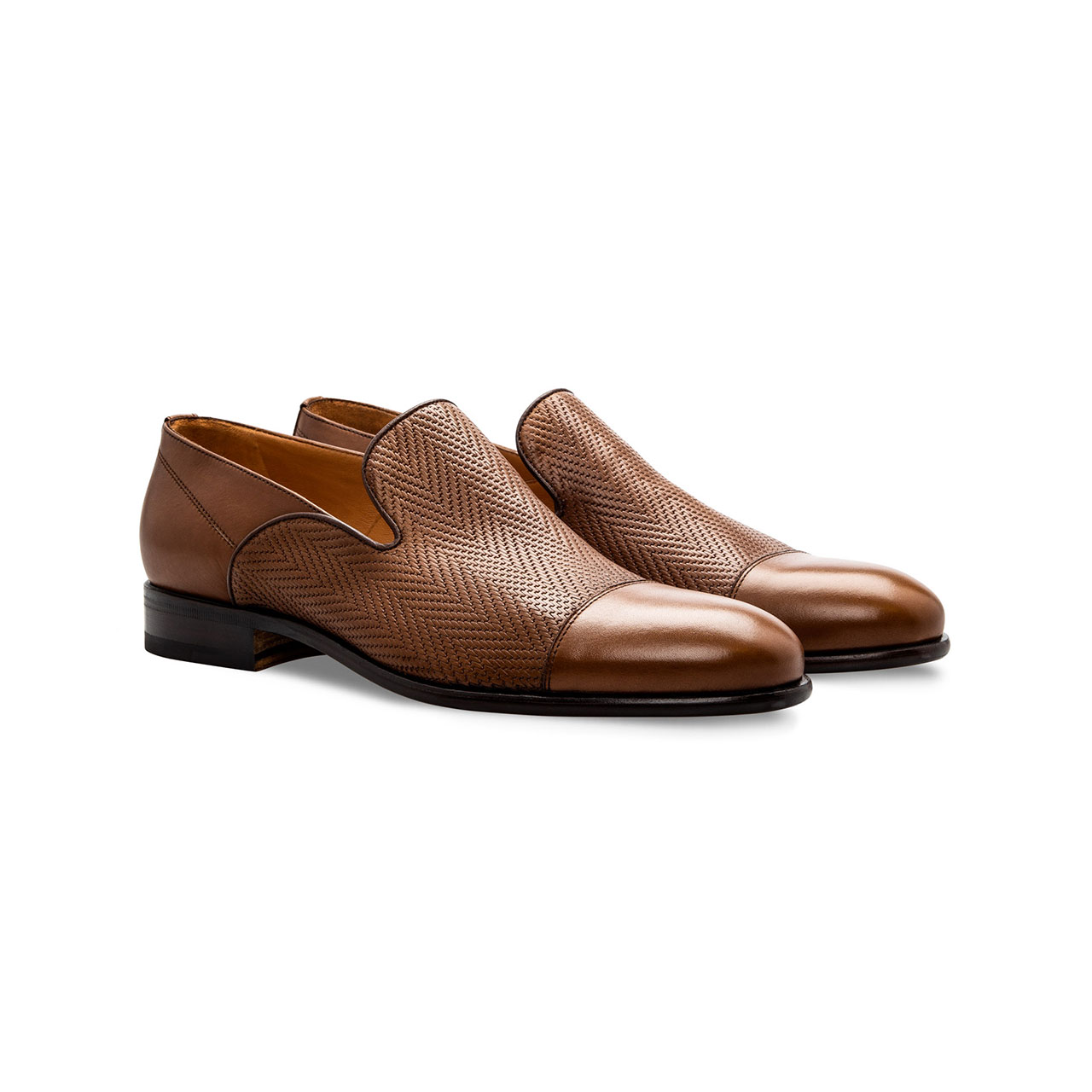 brown shoes in Jeddah Serb stores