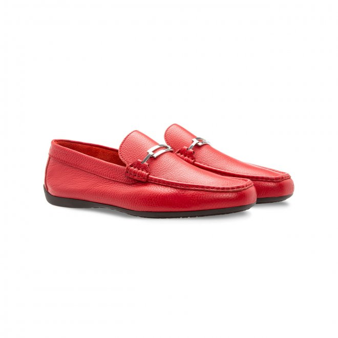 How much does Moreschi brand shoes cost in Serb stores?