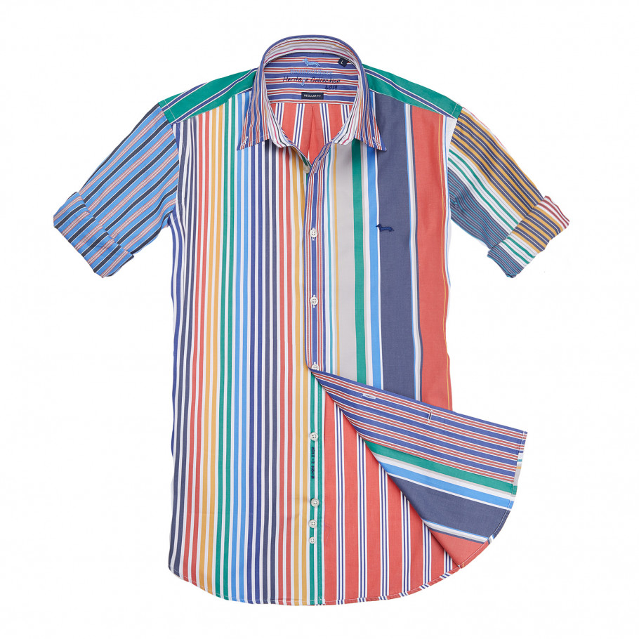 Colored shirt from Serb in Saudi Arabia Store
