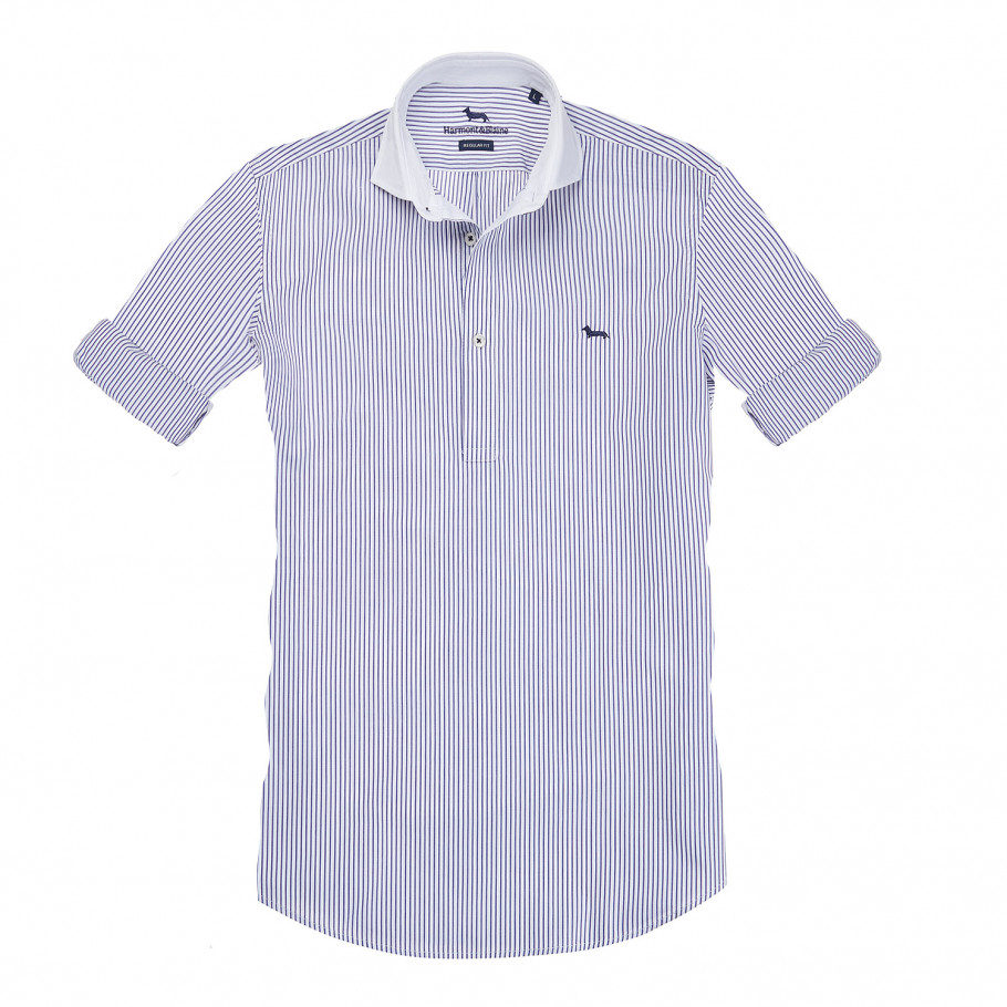 Blue shirt from Serb in Alkhobar
