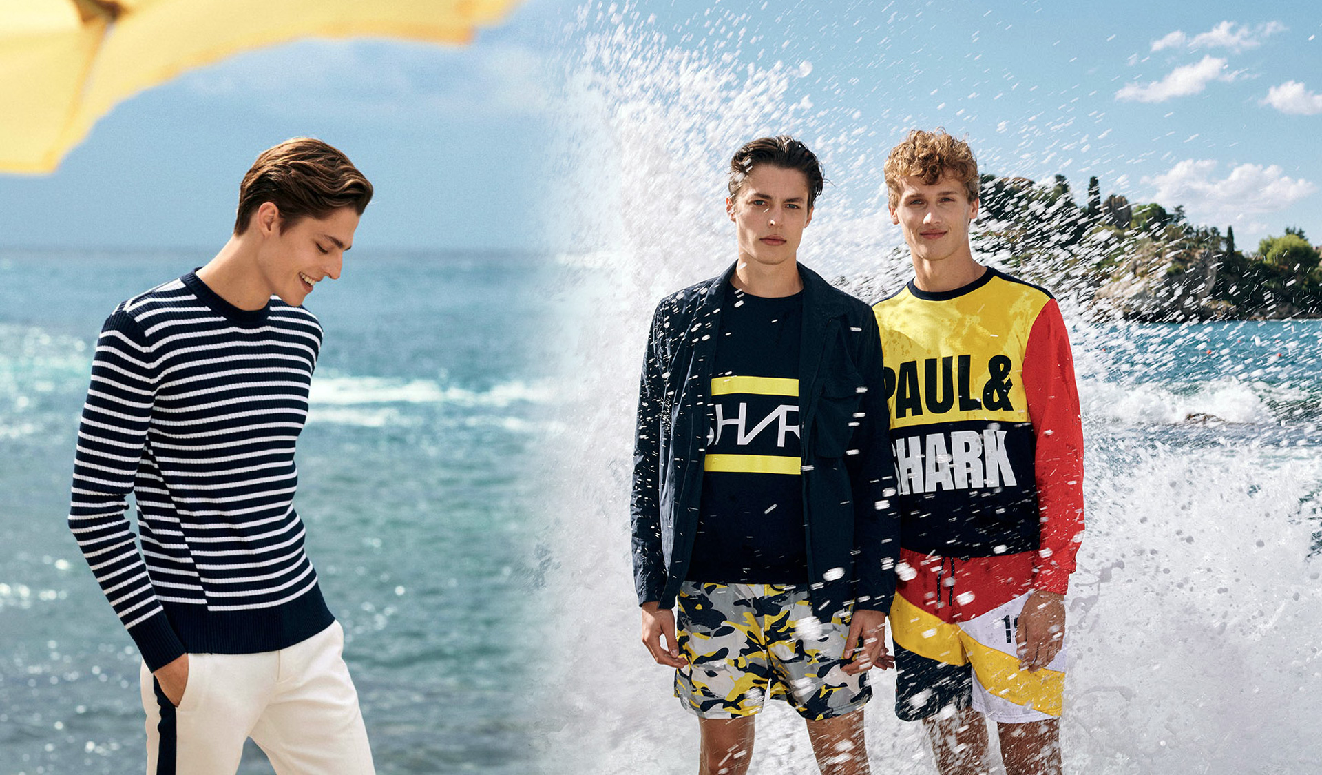 Paul & Shark - Spring/Summer Collection 2019